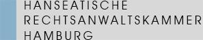 Hanseatische Rechtsanwaltskammer Hamburg